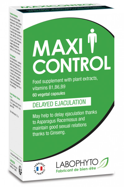 LABOPHYTO Maxi Control Endurance (60 Stk.)