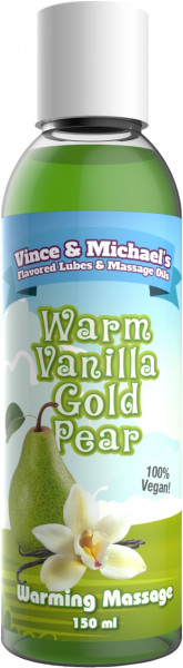 VINCE & MICHAEL's Warming Vanilla Gold Pear 150ml