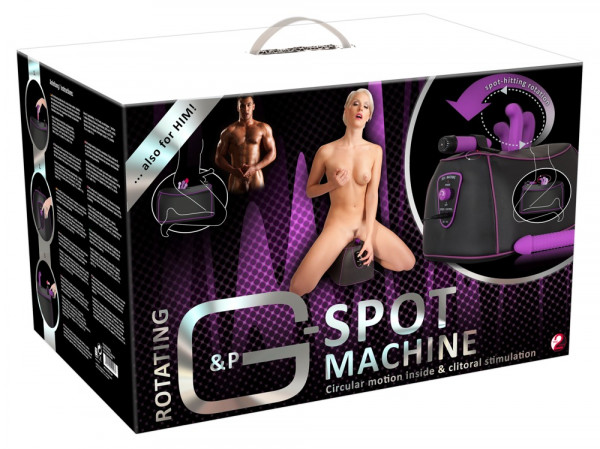You2Toys Rotating G & P-Spot Machine