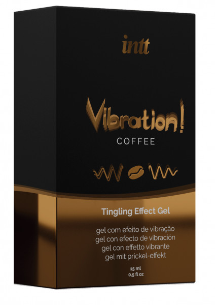 intt Liquid Vibration Coffee 15ml